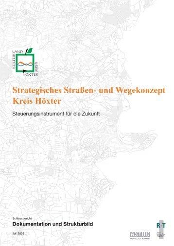 Strategisches Straßen- und Wegekonzept Kreis Höxter - FDP ...