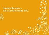 Sommerflimmern - Landschaftsverband Osnabrücker Land