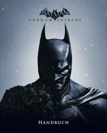 Das Spiel - Batman: Arkham Origins