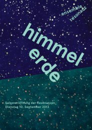 programmheft zum download (2.51 MBytes) - Ensemble Resonanz