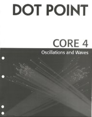 Dot Point - Topic 4 (Waves).pdf - SP New Moodle
