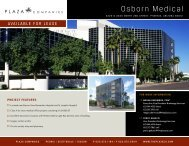 Osborn Medical - Plaza Companies