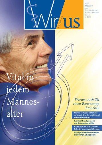 WIRUS - Vital in jedem Mannesalterhot! - Univ.-Prof. Prim. Dr ...