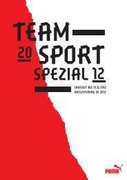 Puma Teamsport Spezial - Sport Shop Hiller