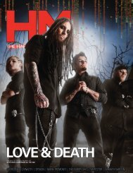 LOVE & DEATH - HM Magazine