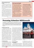 Schweizer Blasmusikverband • Association suisse des musiques - Page 5