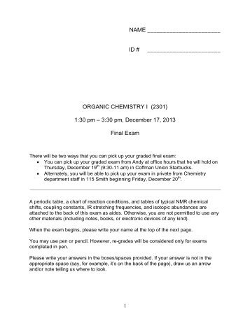 Final Exam--F2013.pdf - Department of Chemistry