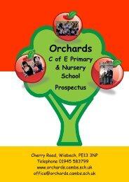 Orchards C of E Primary School