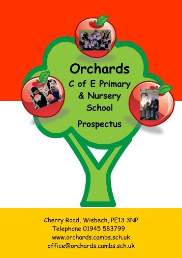 Orchards C of E Primary School
