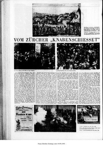 NZZ Online Archiv, zur Bedeutung der eidgenössischen ...