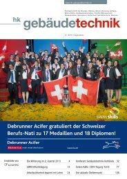 Debrunner Acifer gratuliert der Schweizer Berufs-Nati zu ... - Air-On AG