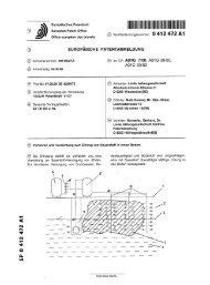 Verfahren und Vorrichtung zum Eintrag von Sauerstoff in einen ...