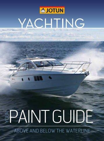 Jotun Yacht