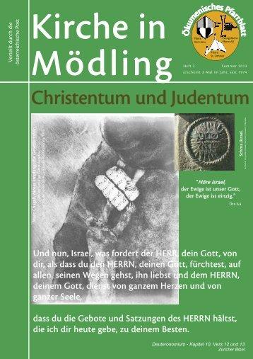 Ökumenisches Pfarrblatt 2013/2 - Evangelische Pfarrgemeinde AB ...