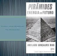 Testes com Réplicas de Pirâmide