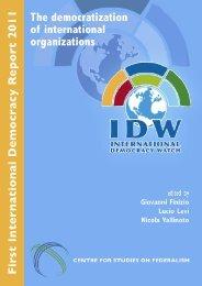 Korwa G. Adar - International Democracy Watch