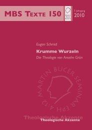 Krumme Wurzeln - Martin Bucer Seminar