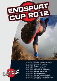 ENDSPURT CUP2012 ENDSPURT CUP 2012 - Sportshop-Endspurt