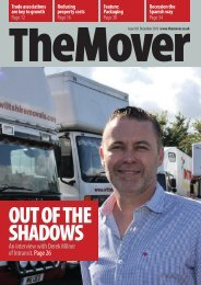 The Mover December 2012