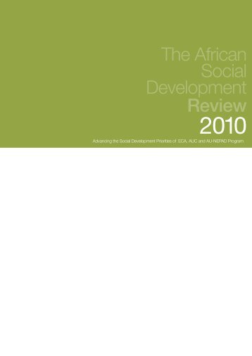 The African Social Development Review - United Nations Economic ...