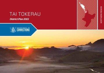 TAI TOKERAU - Department of Corrections