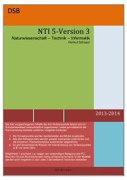 DSB NTI 5-‐Version 3 - Deutsche Schule Bilbao
