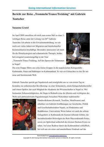 PDF-Dokument - Going International