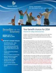 Read the newsletter - Banner Health