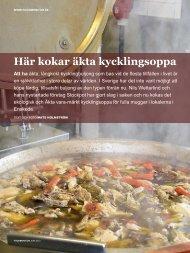 Läs hela artikeln om Nils och Stockpot här - Foodmonitor