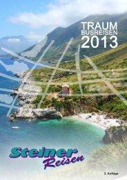 658Katalog2013_Teil3.pdf - Reisedienst Steiner GmbH