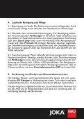 Designböden Pflege - Seite 4