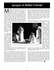 Articles.pub (Read-Only) - The Shakespeare Theatre Company