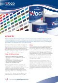 Woco brochure - Witham Oil and Paint - Page 2