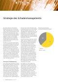 Schadenmanagement Umfrage 2013 - Schweiz - Seite 6
