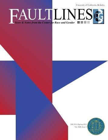 Download PDF! - Center For Race Gender - University of California ...