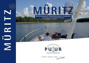 Download Broschüre PUUR - PUUR Yachtcharter