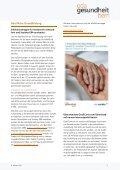 OdAktuell Oktober 2008 - OdA Gesundheit Bern - Page 2