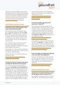OdAktuell Oktober 2008 - OdA Gesundheit Bern - Page 3