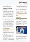 OdAktuell Oktober 2008 - OdA Gesundheit Bern - Page 4