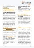 OdAktuell Oktober 2008 - OdA Gesundheit Bern - Page 5