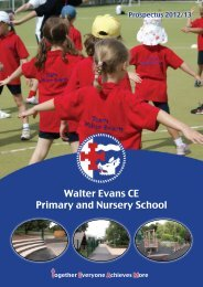 download - Walter Evans Church of England Aided Primary School