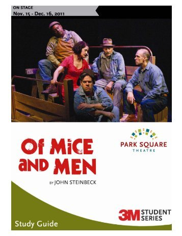 SG Of Mice and Men.pub - Park Square Theatre