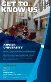Download the Viewbook to see more - Xavier University - Page 4