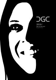 DGC One AB (publ) Årsredovisning - Cision