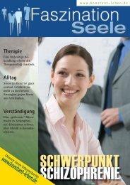 Faszination Seele 05/09 - Psychiatrie aktuell