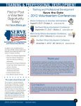 Chicago Hosts the 2012 National Conference on ... - State of Illinois - Page 7