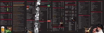 Komplette Karte als PDF herunterladen - Theatercafé Plauen