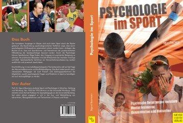 Psychologie im Sport orange