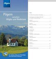Pilgern - Westallgäu