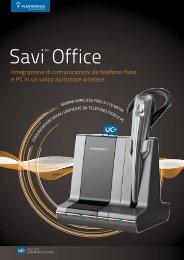 Brochure Plantronics Savi Office UC - Manilibere.net